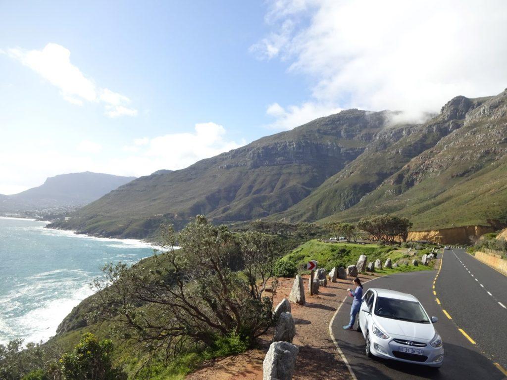 Chapmans Peak Drive Cape Town Südafrika