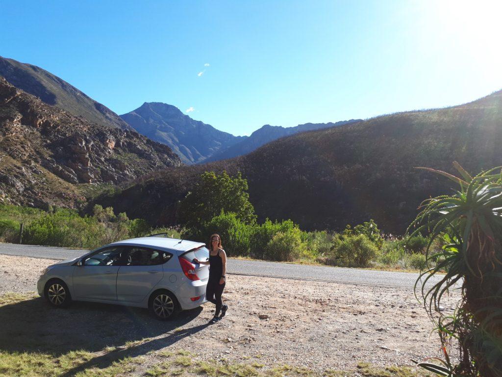 Traou Pass Rim of Africa Südafrika