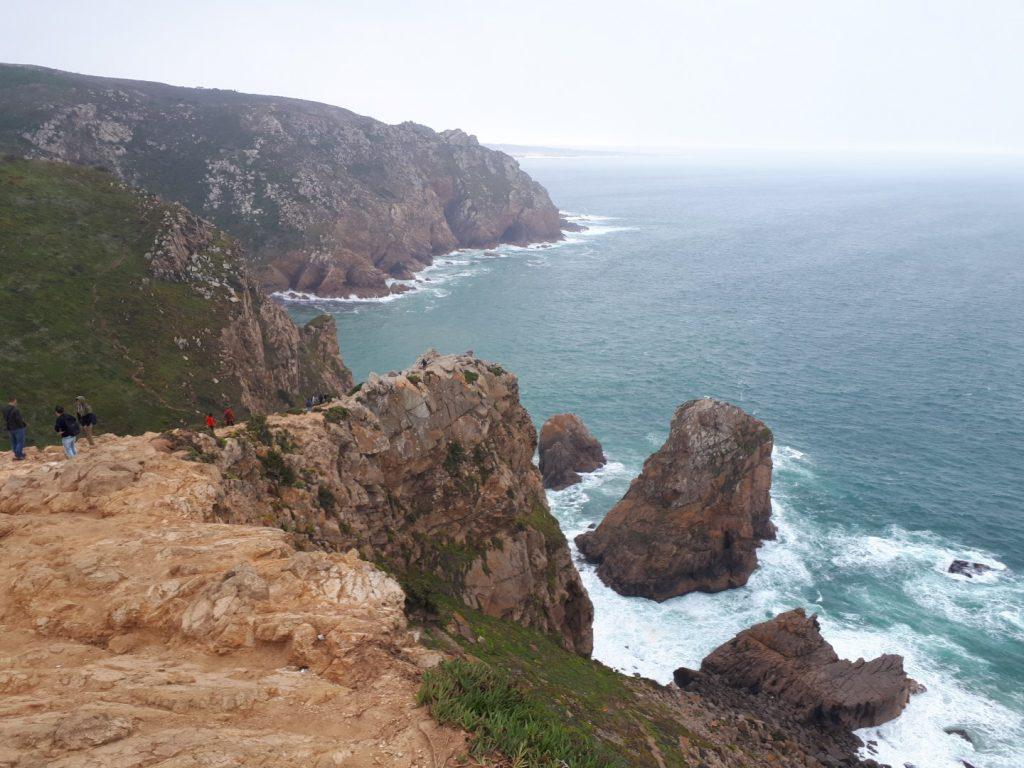 Cabo da Roca Atlantik Portugal