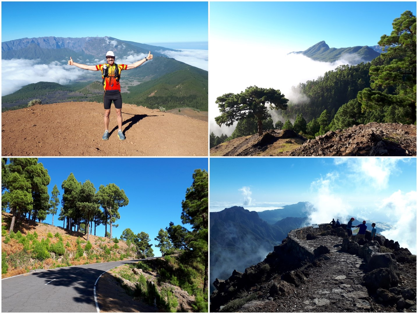 Trainingswoche La Palma