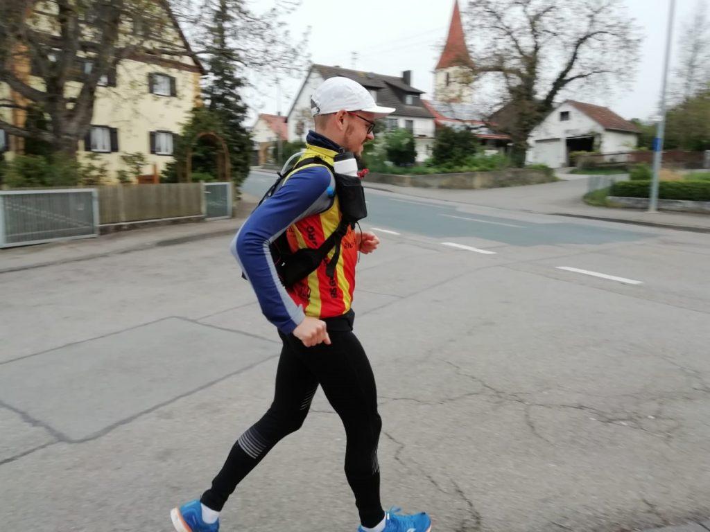 Loslaufen Anlaufen Marko Gränitz Marko Gränitz Kirchheim Run Across Germany Deutschlandlauf