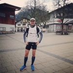Marko Gränitz Start Oberstdorf Run Across Germany Deutschlandlauf