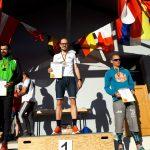Deutsche Meisterschaft Ultratrail Keufelskopf Siegerehrung Altersklasse Deutscher Meister Marko Gränitz