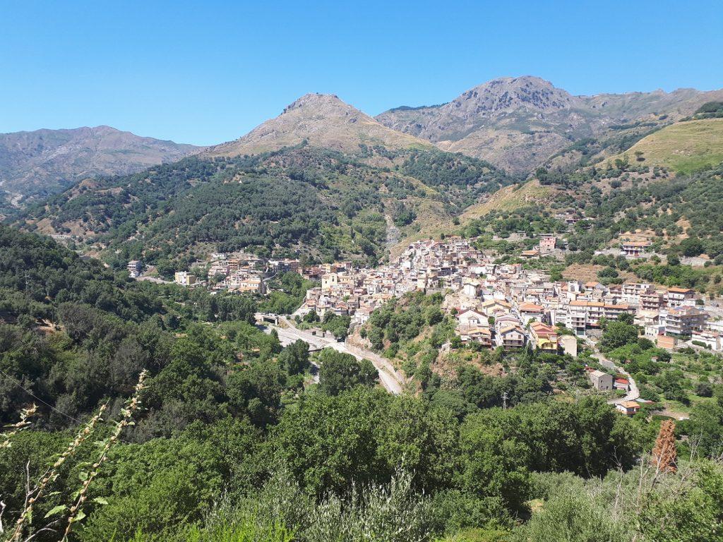 Mandanici Sizilien Italien