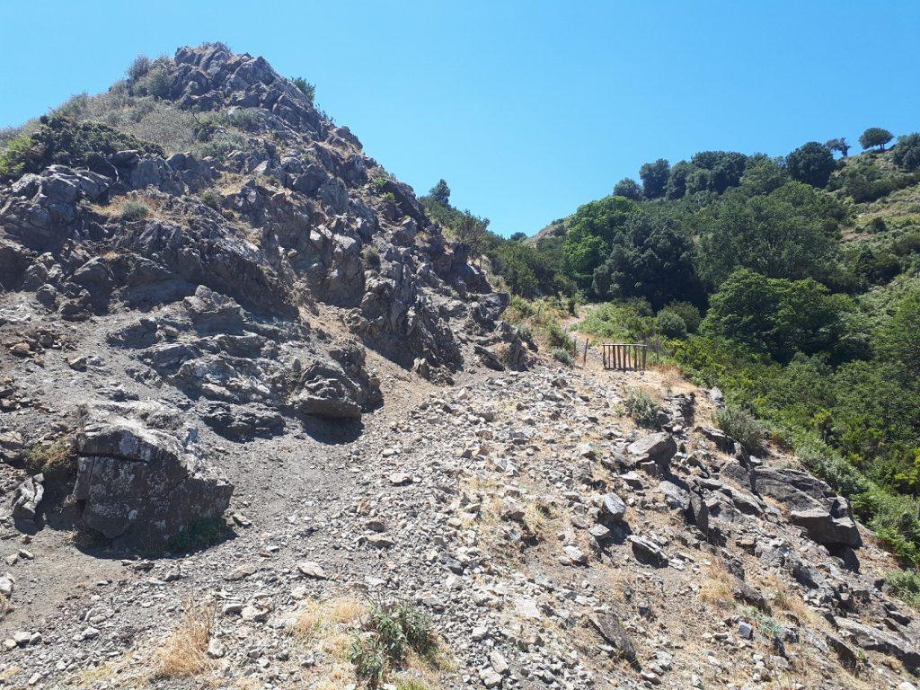 Riserva Naturale Fiumedinisi Sizilien Italien