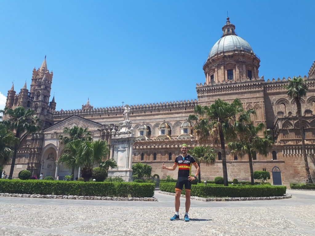 Kathedrale Palermo Sizilien Italien