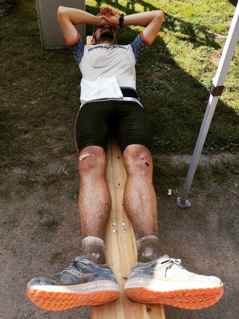Marko Gränitz 24 Stunden Lauf Deutsche Meisterschaft 2019 Bottrop