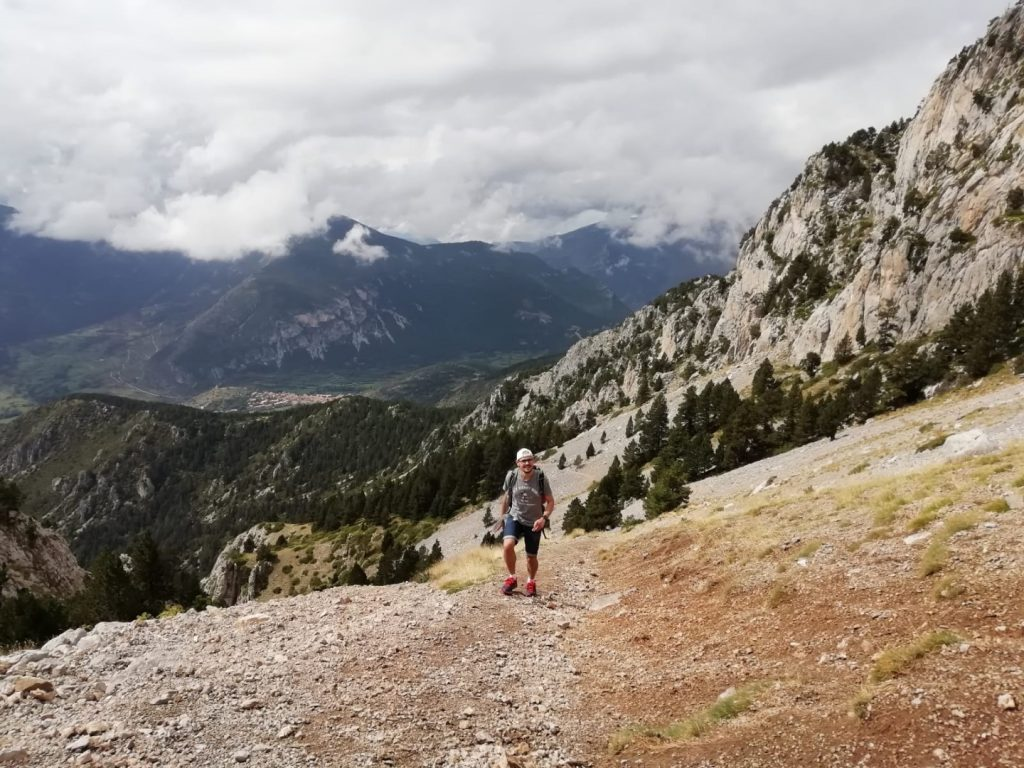 Trail Pedraforca Pyrenäen