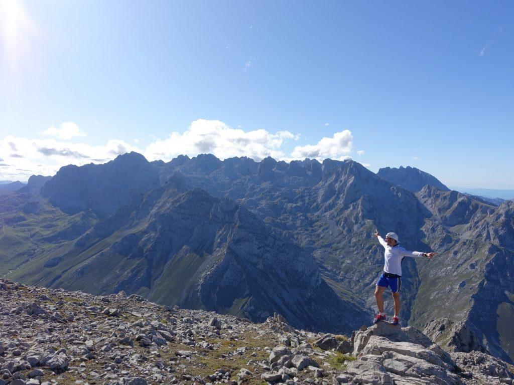 Aussicht Nationalpark Picos de Europa