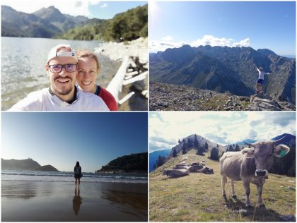 Bergwandern Pyrenäen Nordspanien
