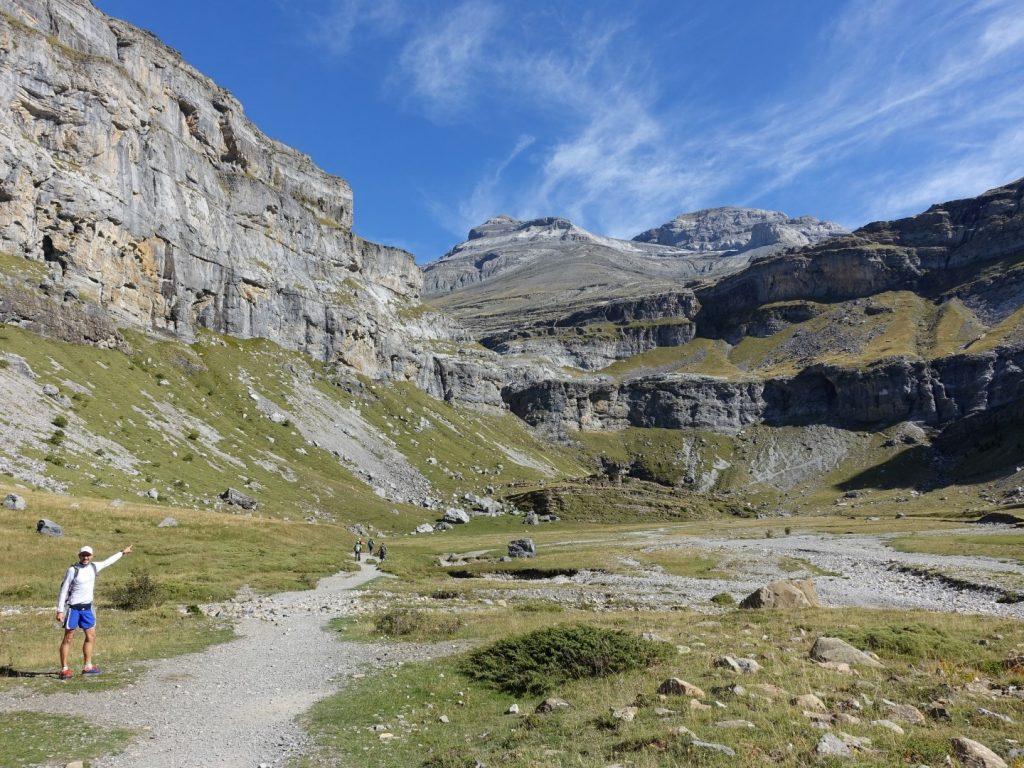 Ordesa-Tal Canyon Monte Perdido
