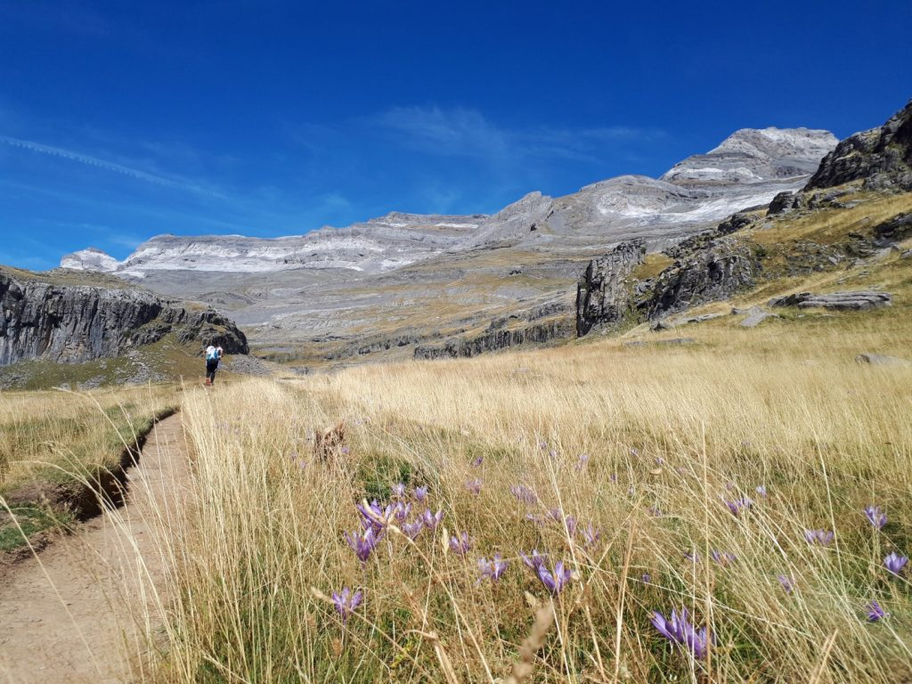 Trail Refugio Goriz Monte Perdido