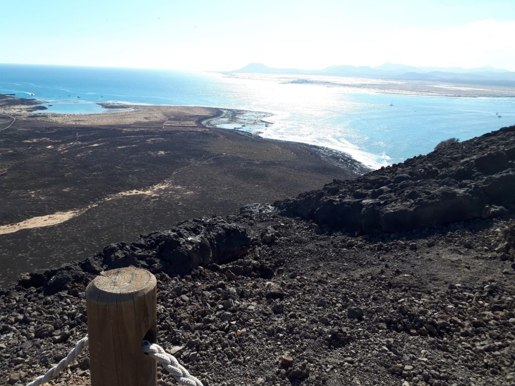 Isla Lobos Fuerteventura Kanaren