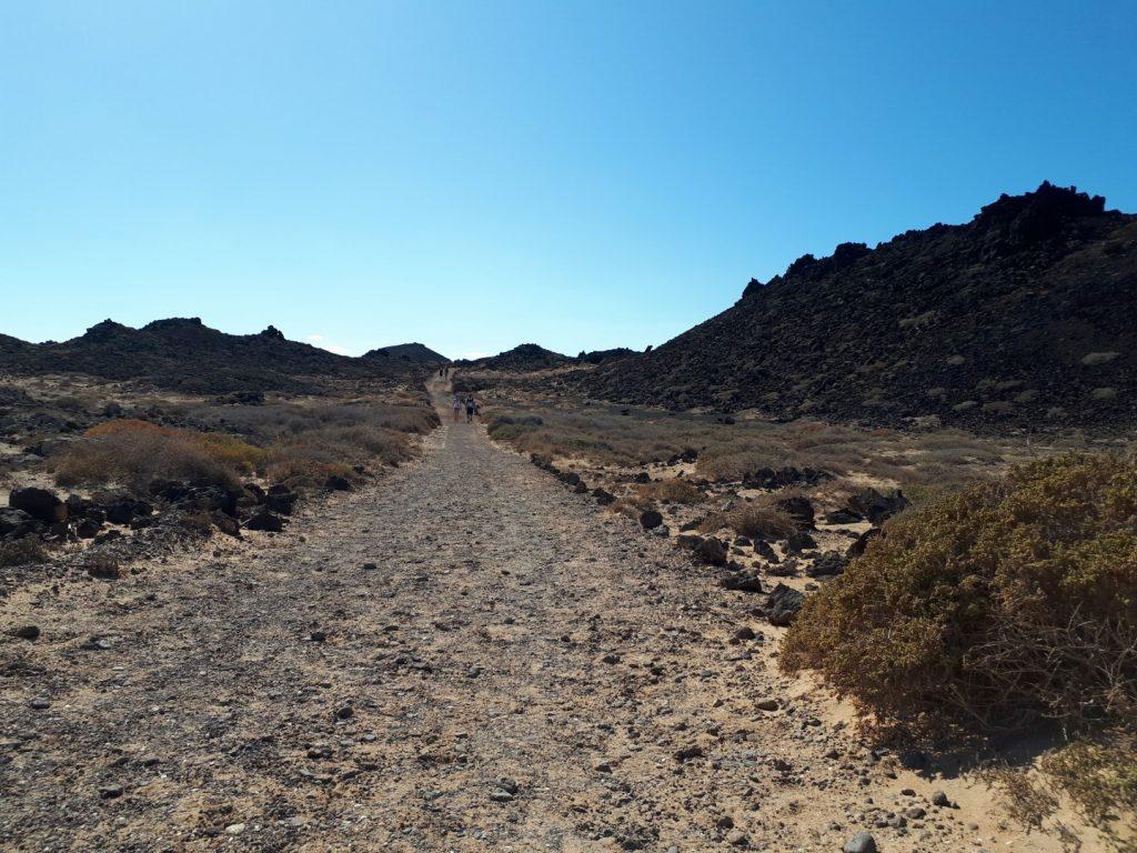 Trail Isla Lobos Fuerteventura Kanaren