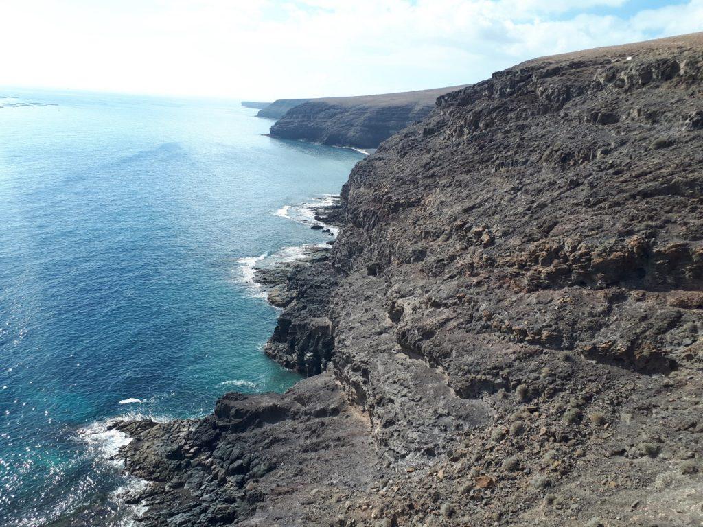 Steilküste Los Ajaches Lanzarote Kanaren