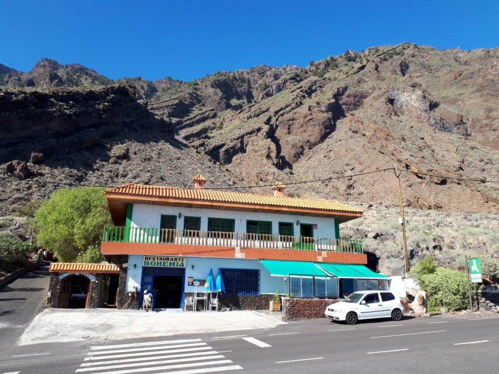 Cafe Bohemia Las Playas El Hierro Kanaren