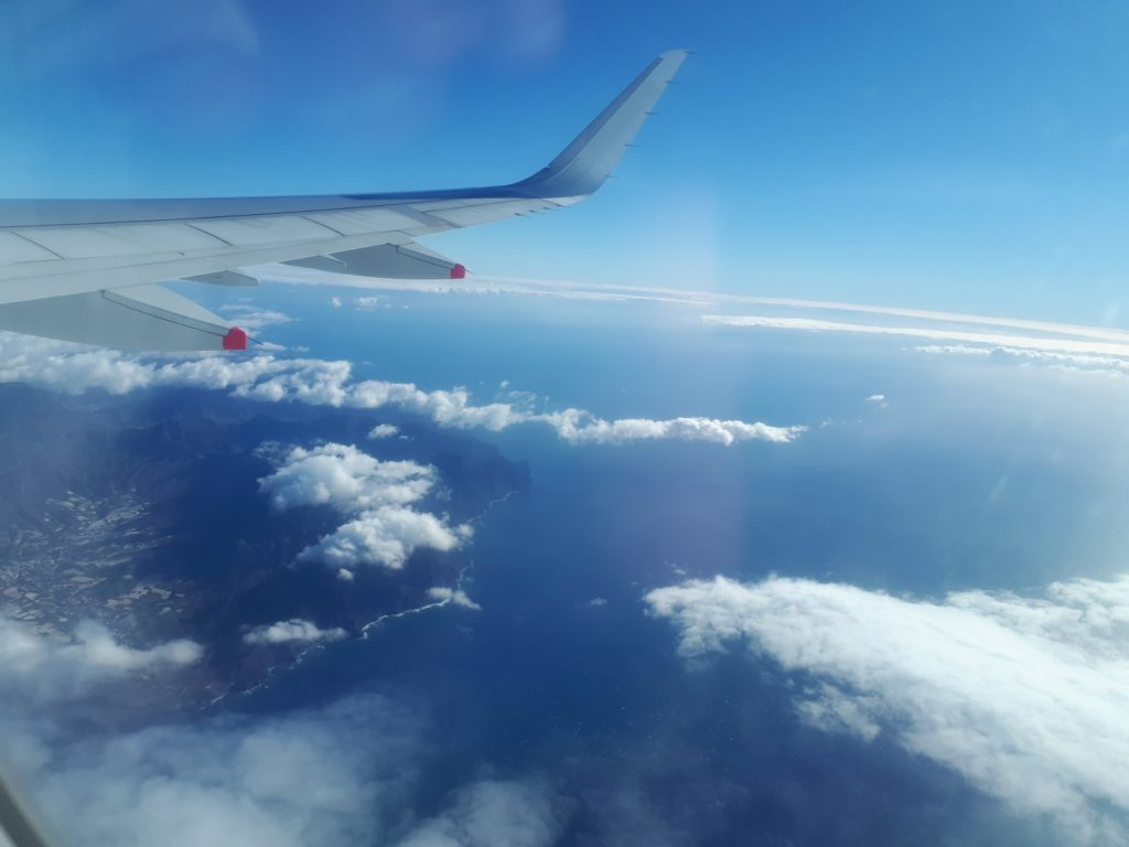 Flug Gran Canaria Kanaren
