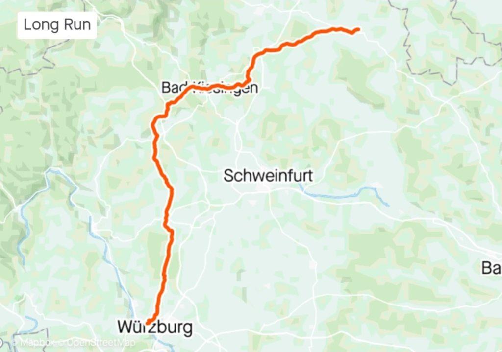 Lauf Bad Königshofen Strava