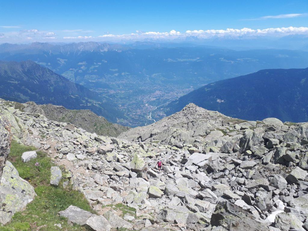 Zielspitz Texelgruppe Südtirol Italien Alpen
