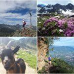 Bergwandern Stubaital Südtirol