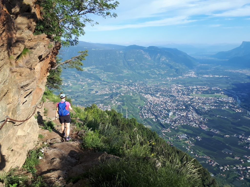 Meraner Höhenweg Texelgruppe Südtirol Italien Alpen
