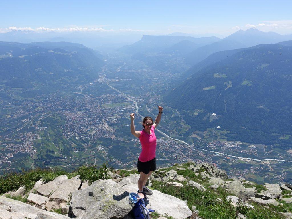 Mutspitz Texelgruppe Südtirol Italien Alpen