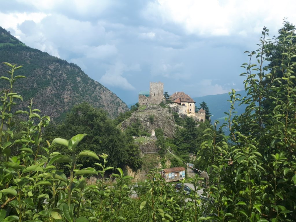 Schloss Juval Reinhold Messner Südtirol