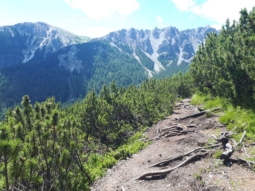 Serles Stubai Stubaital Österreich Alpen