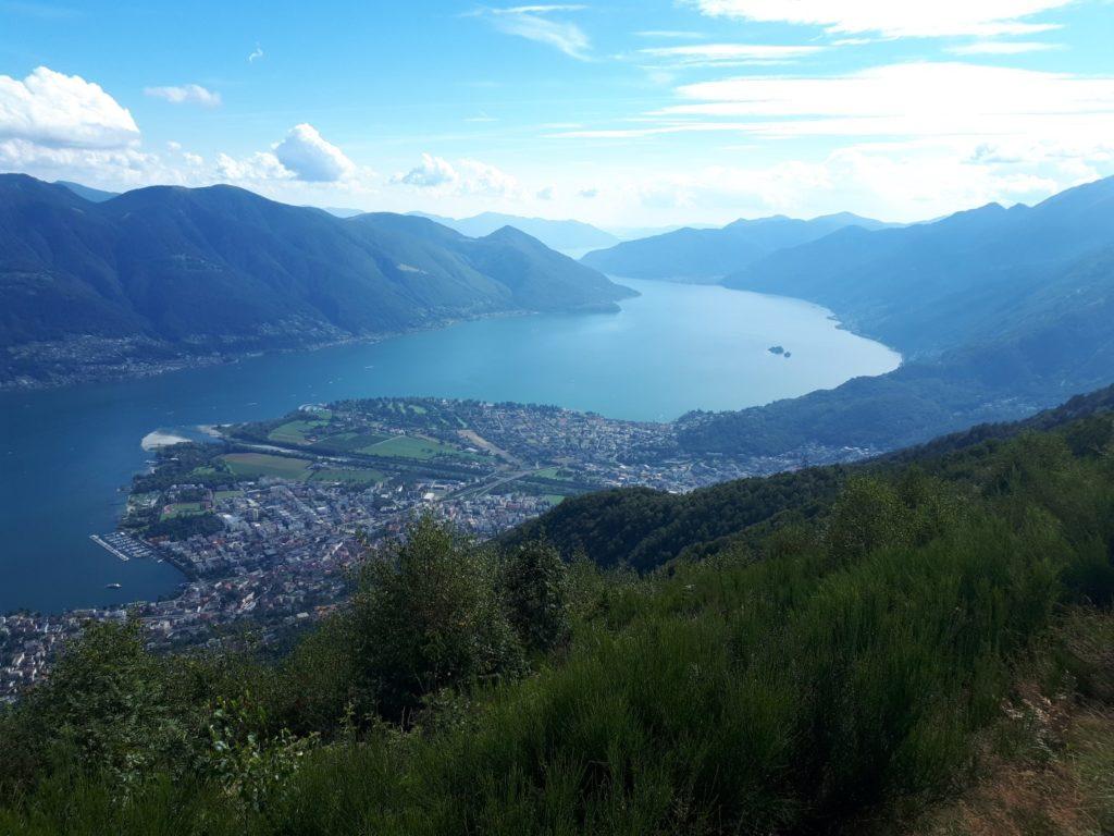 Locarno Lago Maggiore Tessin Schweiz