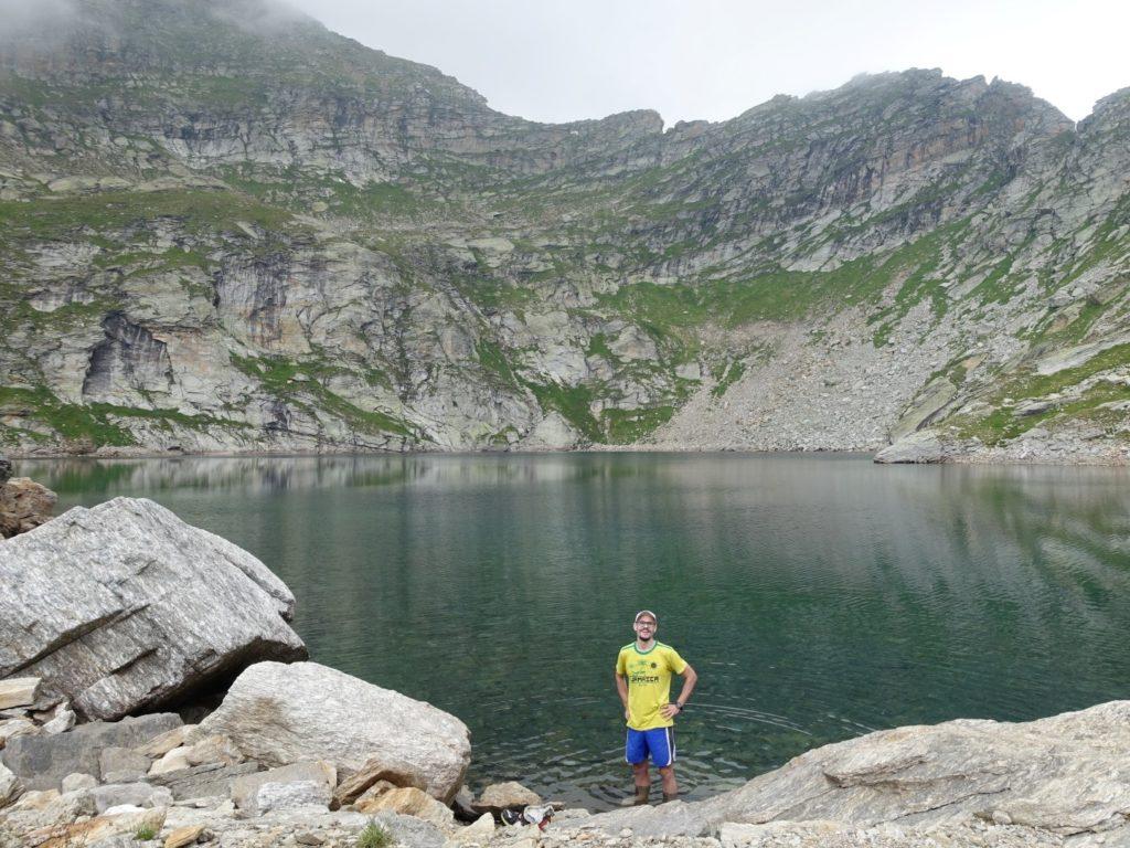 Lago Barone Tessin Schweiz