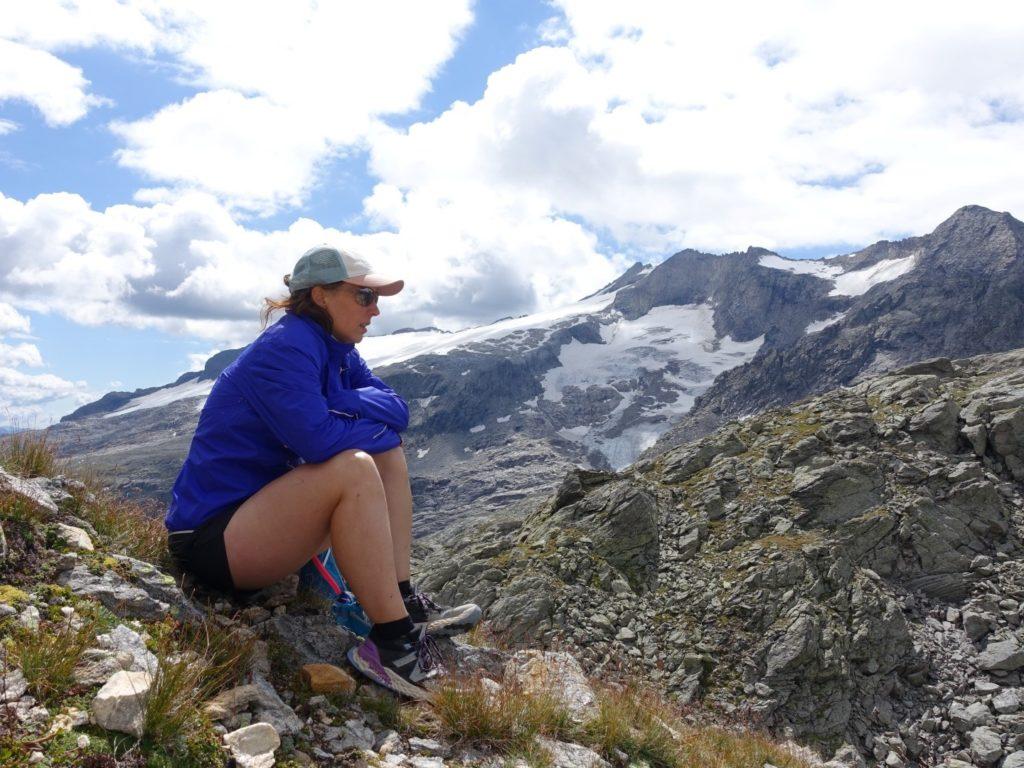 Basodino Gletscher Tessin Schweiz