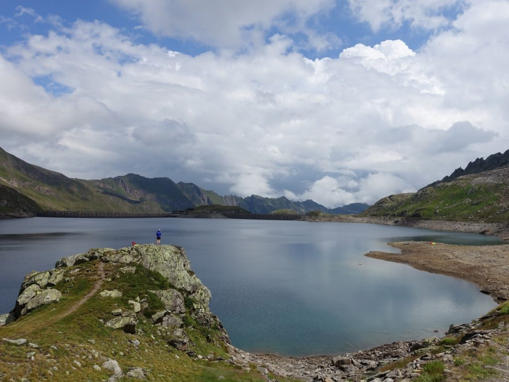 Lago del Naret Tessin Schweiz