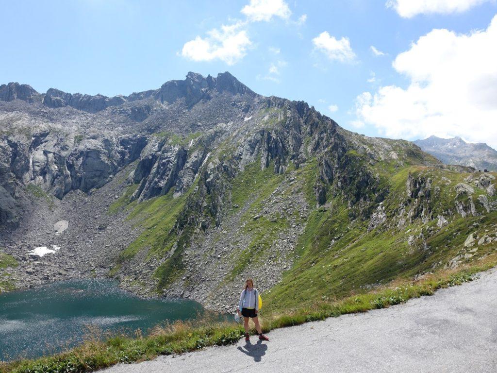 Berg See Lago Superiore Tessin Schweiz