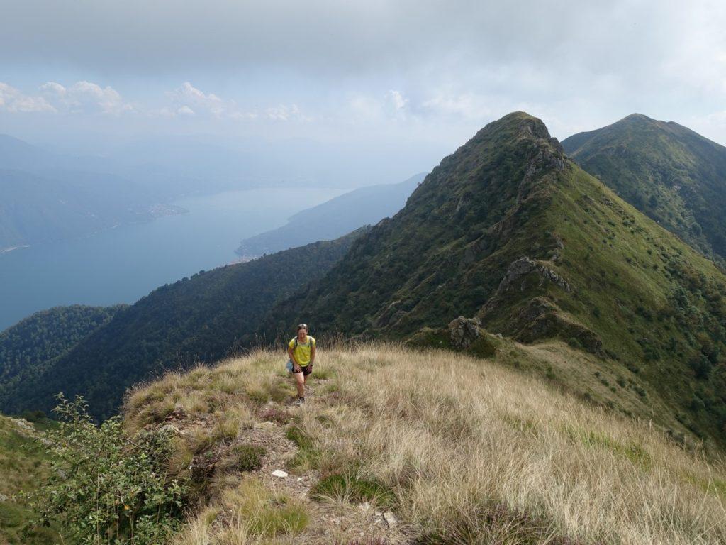 Monte Limidario Trail Tessin Schweiz Italien