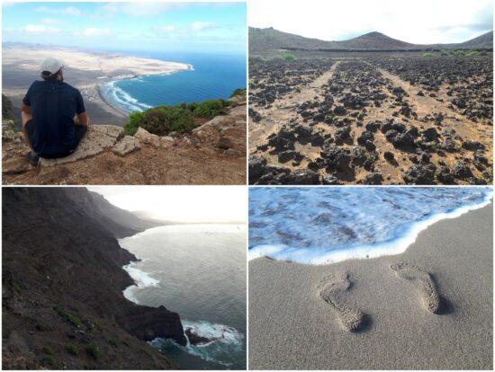 Kurze Corona-Auszeit auf Lanzarote