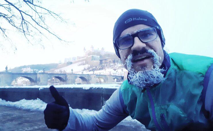 Marko Eisbart Challenge Run Lauf