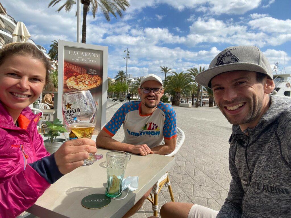 Cafe Port d'Alcudia Mallorca
