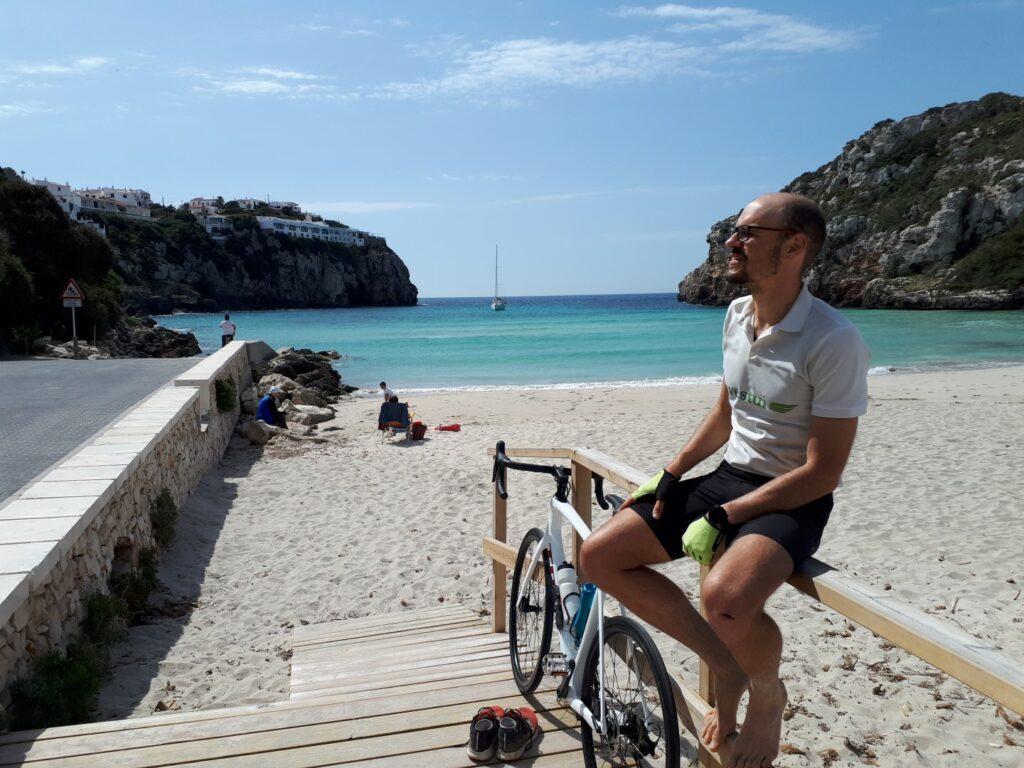 Strand Cala en Porter Menorca