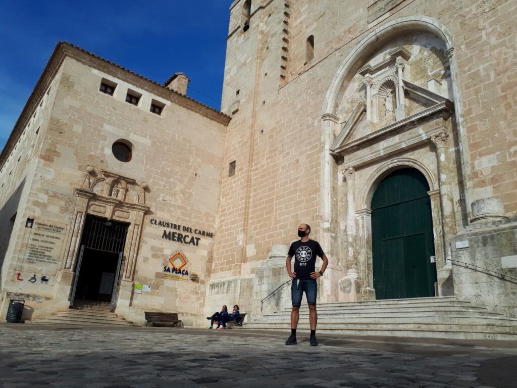 Eglesia del Carme Mahon Menorca