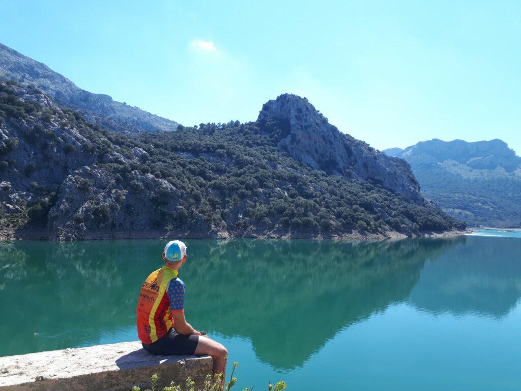 Gorg Blau Stausee Tramuntana Mallorca