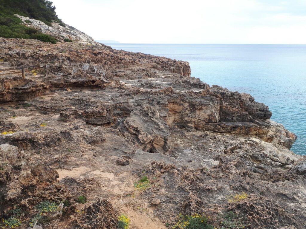 Küstentrail Cala Galdana Sant Tomas Menorca