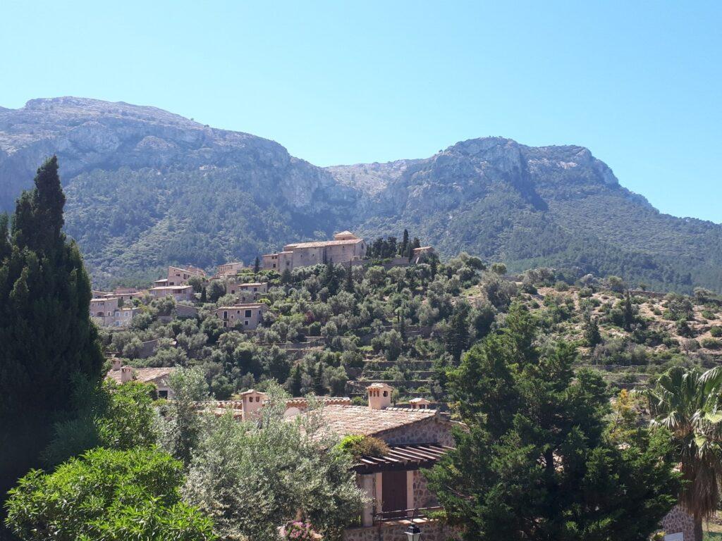 Deia Berge Tramuntana Mallorca