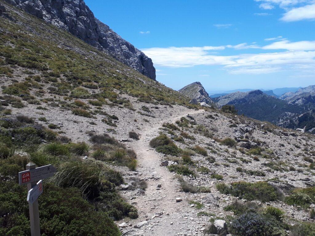 GR 221 Trail Tramuntana Mallorca