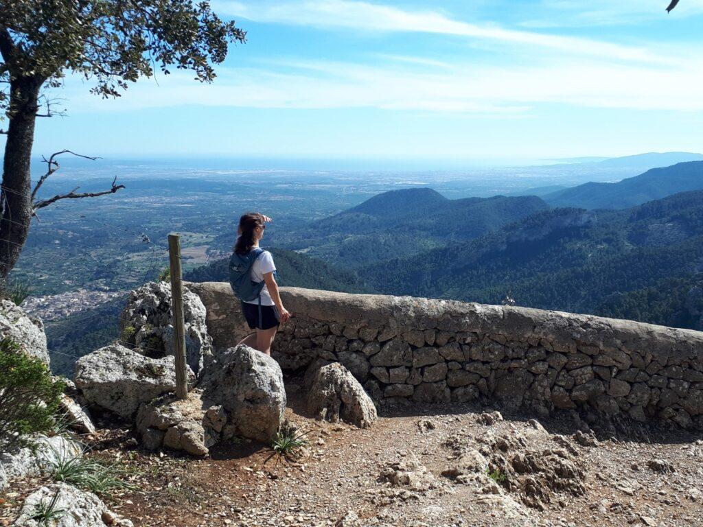 Puig Alaro Tramuntana Mallorca