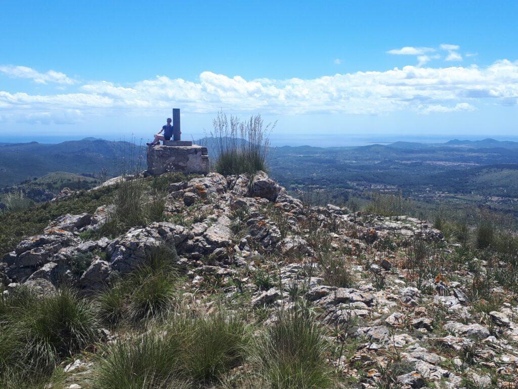 Talaia Freda Naturpark Arta Mallorca