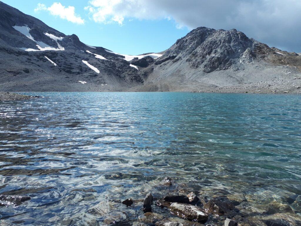 Gletschersee Schweiz