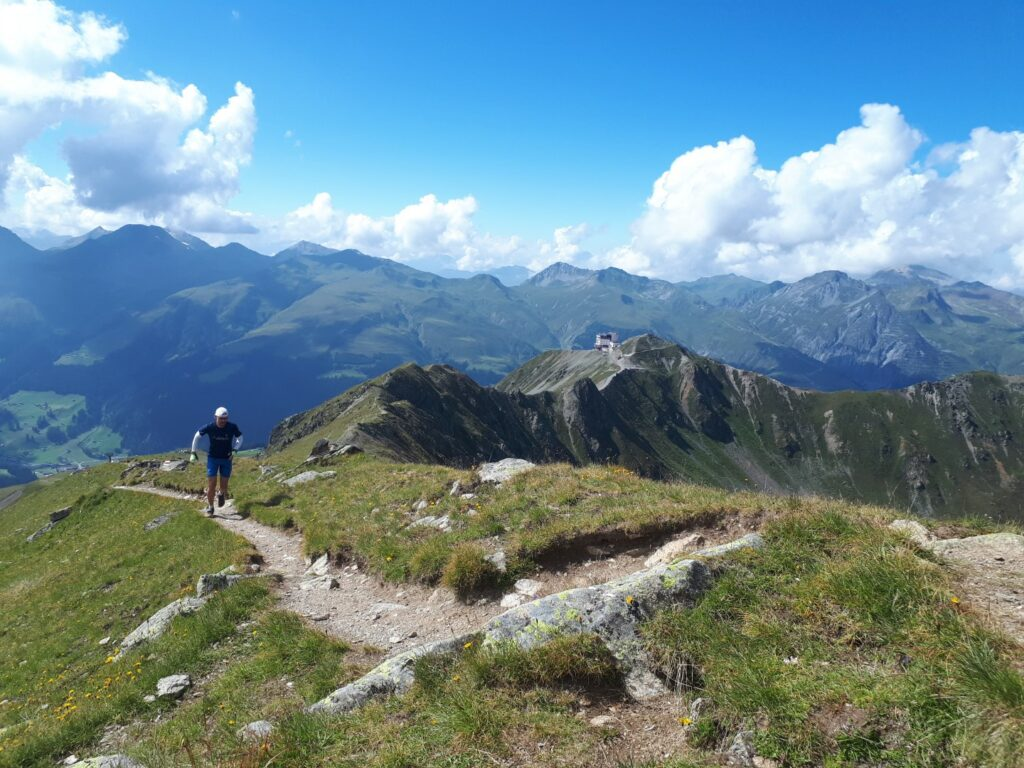 Trailrunning Jatzhorn Davos Schweiz