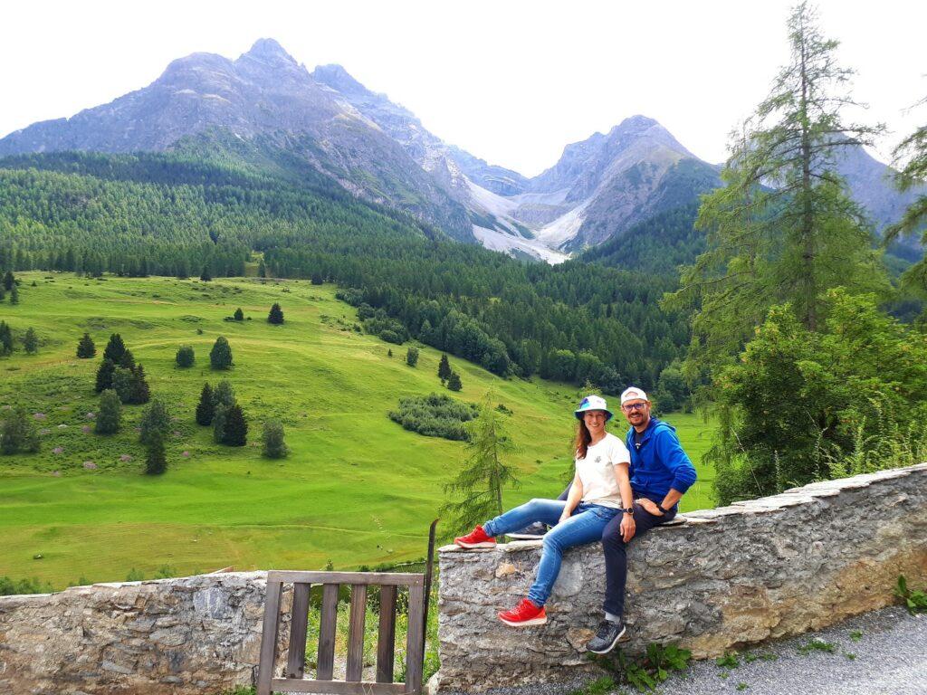 Schloss Tarasp Schweiz