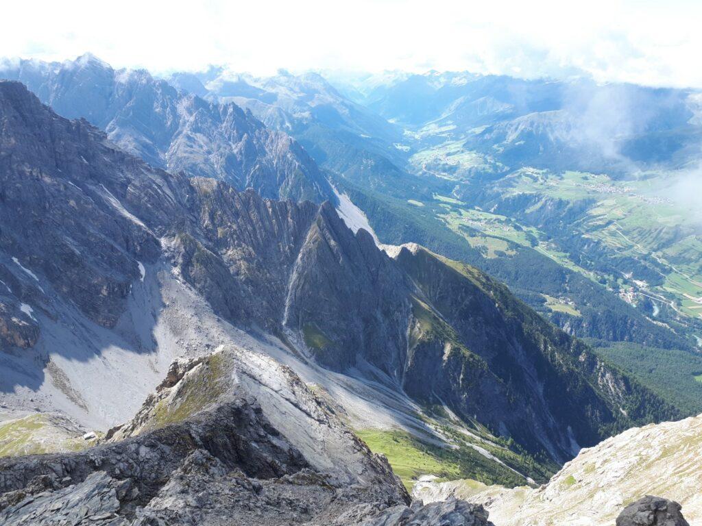 Piz Lischana Schweiz