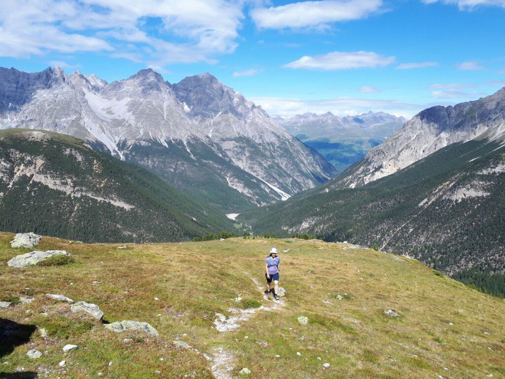 Trail Mot dal Gajer Schweiz